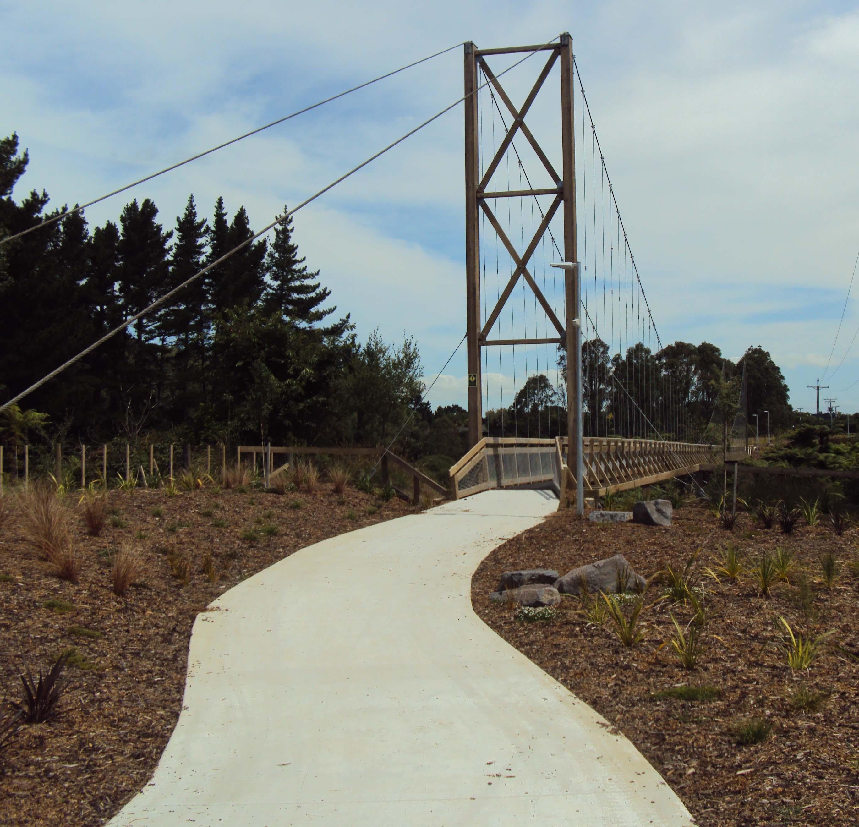 AllanTurner Bridge Walkway