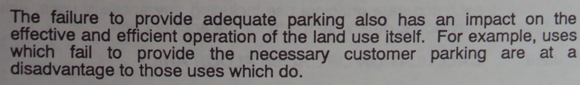 Parking & Loading 19900s page90-5